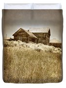 House On The Hill Duvet Cover