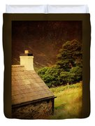 House On The Hills. Wicklow. Ireland Duvet Cover