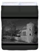 House On The River Duvet Cover