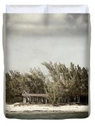 House On The Water Duvet Cover