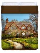 House - Westfield Nj - The Estates  Duvet Cover