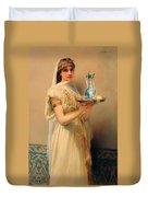 Housemaid  Duvet Cover