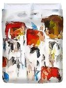 Houses 0268 Marucii Duvet Cover