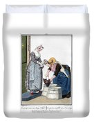 Housewife, 1811 Duvet Cover