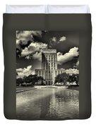 Houston City Hall Duvet Cover
