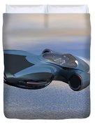 Hover Car Duvet Cover