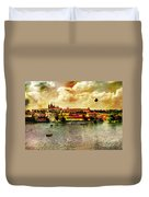 Hradczany - Prague Duvet Cover