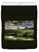 Hst In The Culm Valley  Duvet Cover