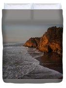 Hug Point Falls Duvet Cover