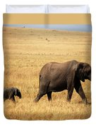 Huge Expectaions Duvet Cover