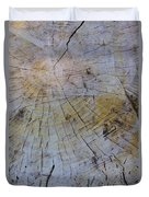 Huge Stump Duvet Cover