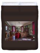 Huguette Clark's Bedroom -- Butte Montana Duvet Cover