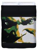 Hulk - Incredibly Close Duvet Cover