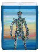 Human Syndrome Duvet Cover