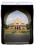 Humayuns Tomb, India Duvet Cover
