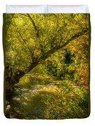 Humber River 5 Duvet Cover