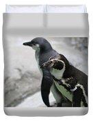 Humboldt Penguins Duvet Cover