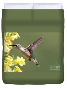 Hummingbird 3731 Duvet Cover