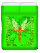 Hunger Cross 7 Duvet Cover