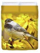 Hungry Bird Duvet Cover
