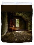 Hunted House In The Daylight Duvet Cover