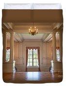 Huntington Art Gallery Interior. Duvet Cover