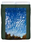 Huron Sky 4 Duvet Cover