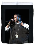 Hurricane Chris Duvet Cover