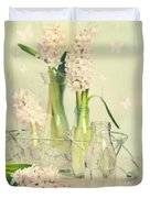 Hyacinth Arrangement Duvet Cover
