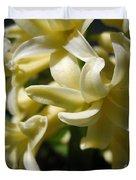 Hyacinth Named City Of Haarlem Duvet Cover