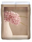 Hyazinth In A Vase Duvet Cover