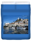 Greek Island Duvet Cover