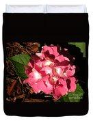 Hydrangea Flower Duvet Cover