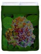 Hydrangea Solorized Duvet Cover