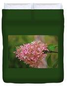 Hydrangea Valentine Duvet Cover