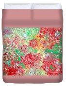 Hydrangeas II Duvet Cover