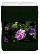 Hydrangeas Vi Duvet Cover
