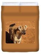 Hyena Duvet Cover
