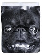I Am Cute And I Know It Duvet Cover