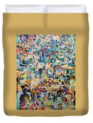 I Believe This And Understand It Fully Well 23 Duvet Cover