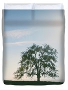I Live And Breathe For You Duvet Cover