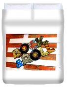 I Love Rock N Roll   Duvet Cover