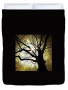 I Think I Shall Never See A Poem As Lovely As A Tree... Duvet Cover