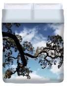 I Touch The Sky Duvet Cover by Laurie Search