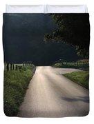 I Walk Alone Duvet Cover