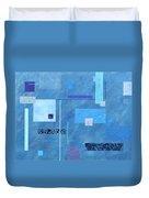 iBlue Duvet Cover