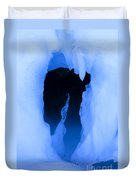 Ice 16 Duvet Cover