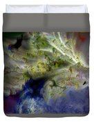 Ice Clouds Duvet Cover
