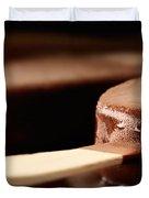 Ice Cream Chocolate Bar Duvet Cover
