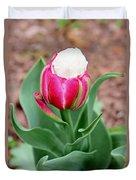 Ice Cream Parrot Tulip Duvet Cover